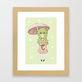 nice day to be out Framed Art Print