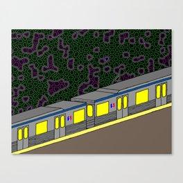 Trippy El. Canvas Print