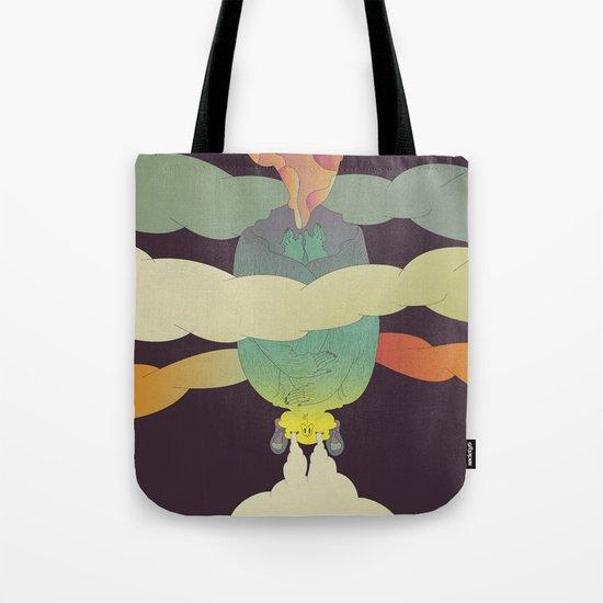 Stoner Bat Tote Bag