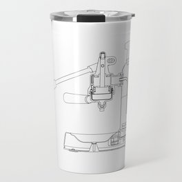 La Pavoni Lever Espresso Machine Travel Mug