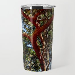Autumnal lure of the forest Travel Mug