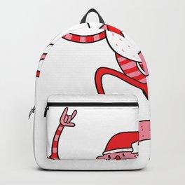 Flying Santa Backpack