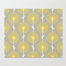 Yellow Lehua Canvas Print