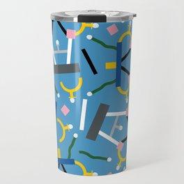 Ashoka Lamp Party Confetti Travel Mug
