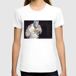 Darryl Pandy at The Darkroom shot by jorge T-shirt