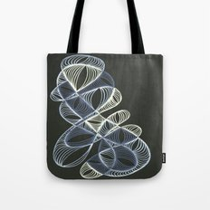 Small Nebula Six Tote Bag