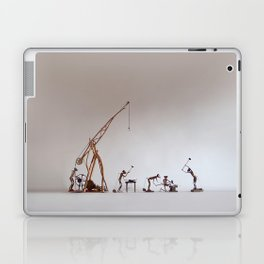 BoneFree's Factory Laptop & iPad Skin