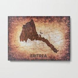 Eritrea Asmara Metal Print