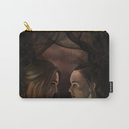 I'm so so sorry // our demons are alike // abby & raven Carry-All Pouch