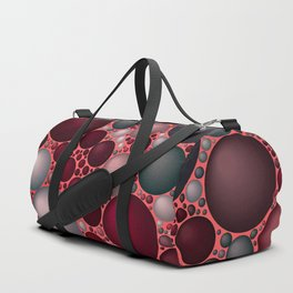 Abstract Planets Duffle Bag