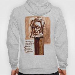 Rare Henrik Ibsen Pez dispenser illustration Hoody