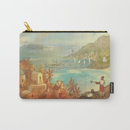 Provincial Polynesia Carry-All Pouch