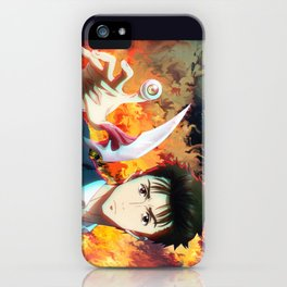 Parasyte  iPhone Case