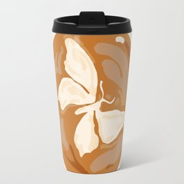 Butterfly in my Coffee Travel Mug