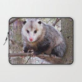 Possum Staredown Laptop Sleeve