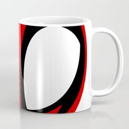 Knight Wolf Superhero Symbol Coffee Mug
