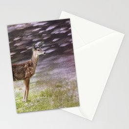 Fawn on the McKenzie, No. 6 Stationery Cards