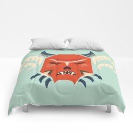 Kuker Evil Monster Mask Comforters
