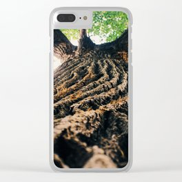 Ant's eye Clear iPhone Case
