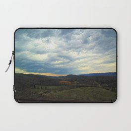 Country Side Laptop Sleeve