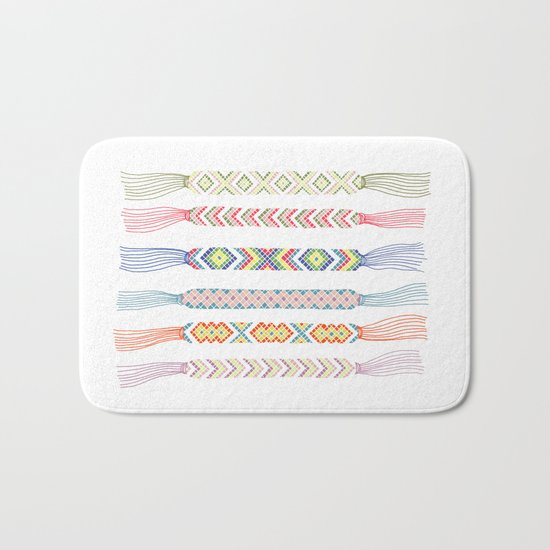 Forever Friends Bath Mat
