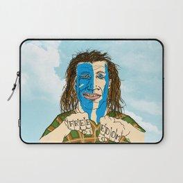 WILLIAM WALLACE Laptop Sleeve