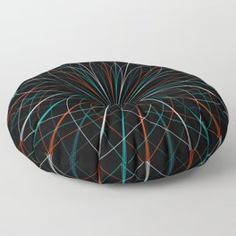 Beyond Discovery One Floor Pillow