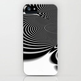 Fractal Abstract 100 iPhone Case