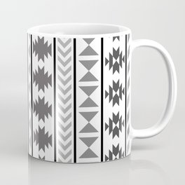 Winter Aztec Coffee Mug