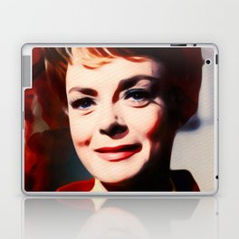 June Lockhart, Vintage Actress Laptop & iPad Skin