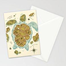 Turtle Island Stationery Cards
