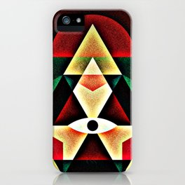 Stay Awake iPhone Case