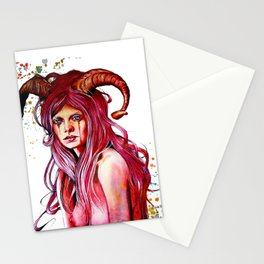 The Aries Stationery Cards