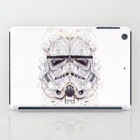 stormtrooper iPad Cases featuring stormtrooper by yoaz
