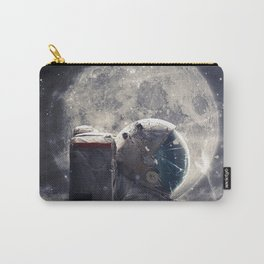 Accompanied Carry-All Pouch