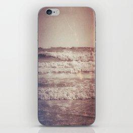 Color in the Ocean iPhone Skin