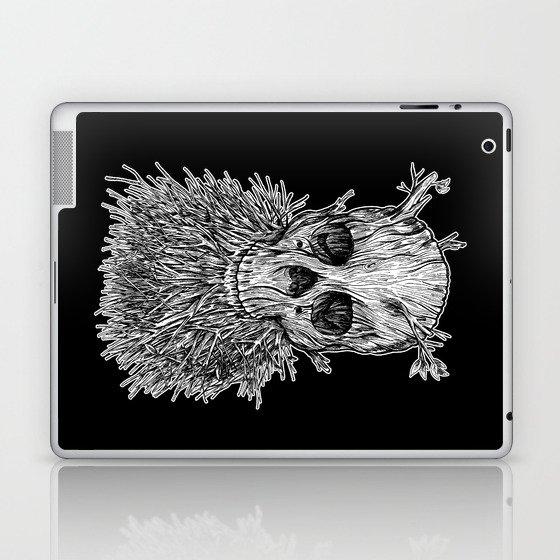 Lumbermancer B/W Laptop & iPad Skin