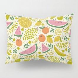 Fruit Mix Pillow Sham
