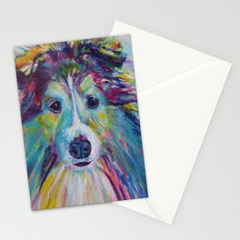 Sheltie Dog Stationery Cards