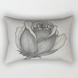 Osirian Rose Rectangular Pillow
