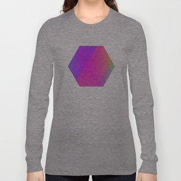 Hexagon? Long Sleeve T-shirt