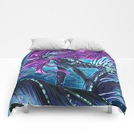Deep Sea Mermaid Comforters