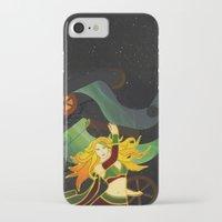 superhero iPhone & iPod Cases featuring Superhero by Kamiledesigns