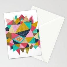 geometric Stationery Cards