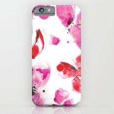 Flower love Slim Case iPhone 6s
