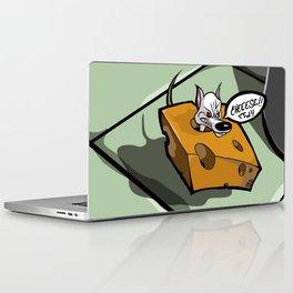 Cheese FTW!! Laptop & iPad Skin