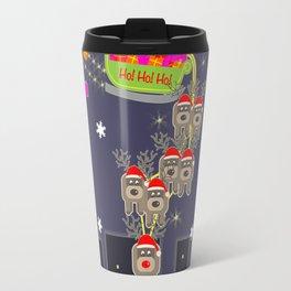 Sleigh Ride Travel Mug
