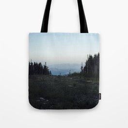 Whiteface Ski Mountain Tote Bag
