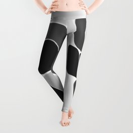 Funky Abstract 4 Leggings