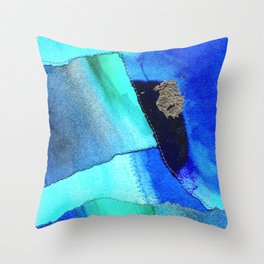 Nugget of Wisdom Throw Pillow